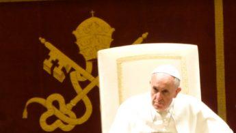 Papst Weihnachtsansprache